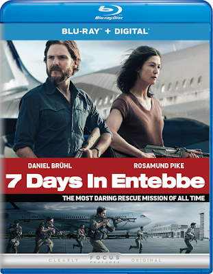 7 Days In Entebbe [2018] [BD25] [LATINO]
