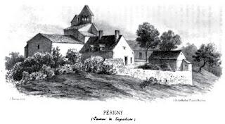 Patrimoine de l'Allier:  Périgny