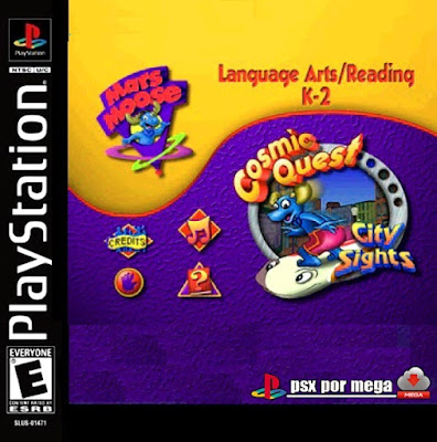 descargar mars mouse cosmic quest 1 : city sights psx mega