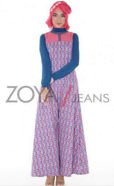 Katalog Baju Muslim Zoya Masa Kini
