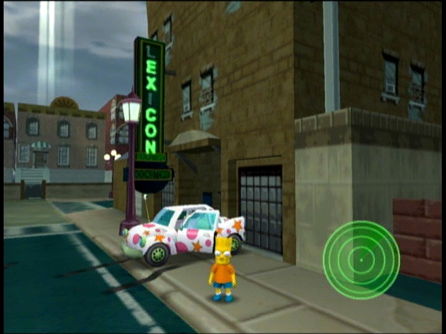 versions of the simpsons hit run the pc version ultimately won t