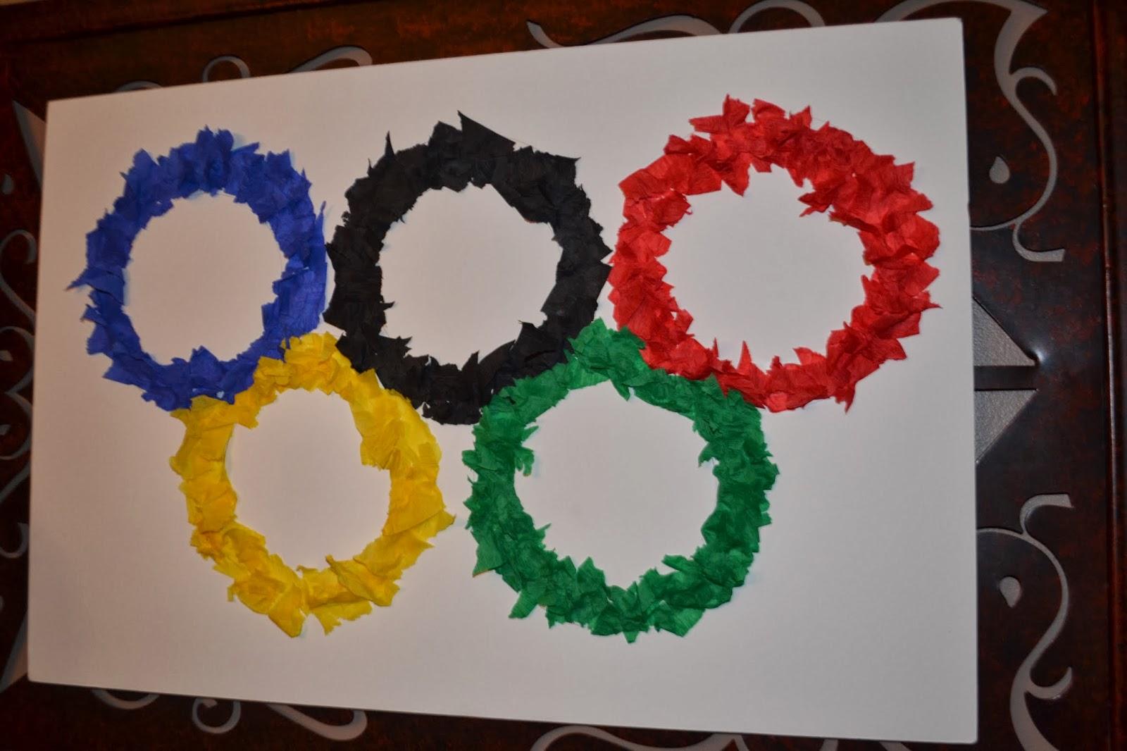 The Winter Olympics Craft Blog