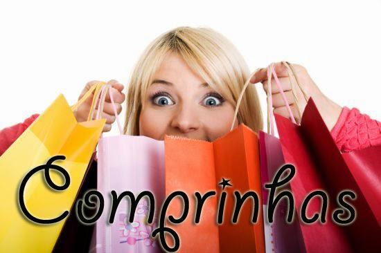 Comprinhas - 25 de março e lojas de cosméticos