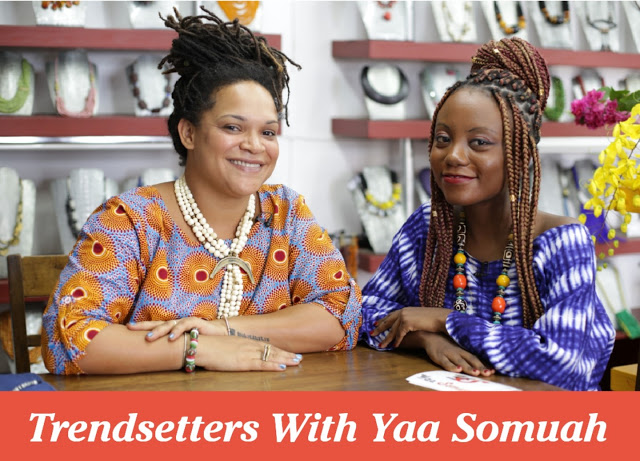 Sena Dagadu Talks About Mixing Business With Pleasure & New Album On Trendsetters With Yaa Somuah
