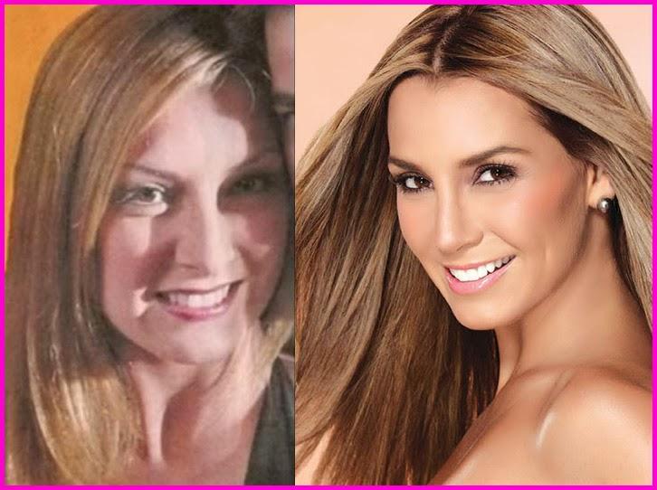 el antes y despues de elizabeth gutierrez telenovelas