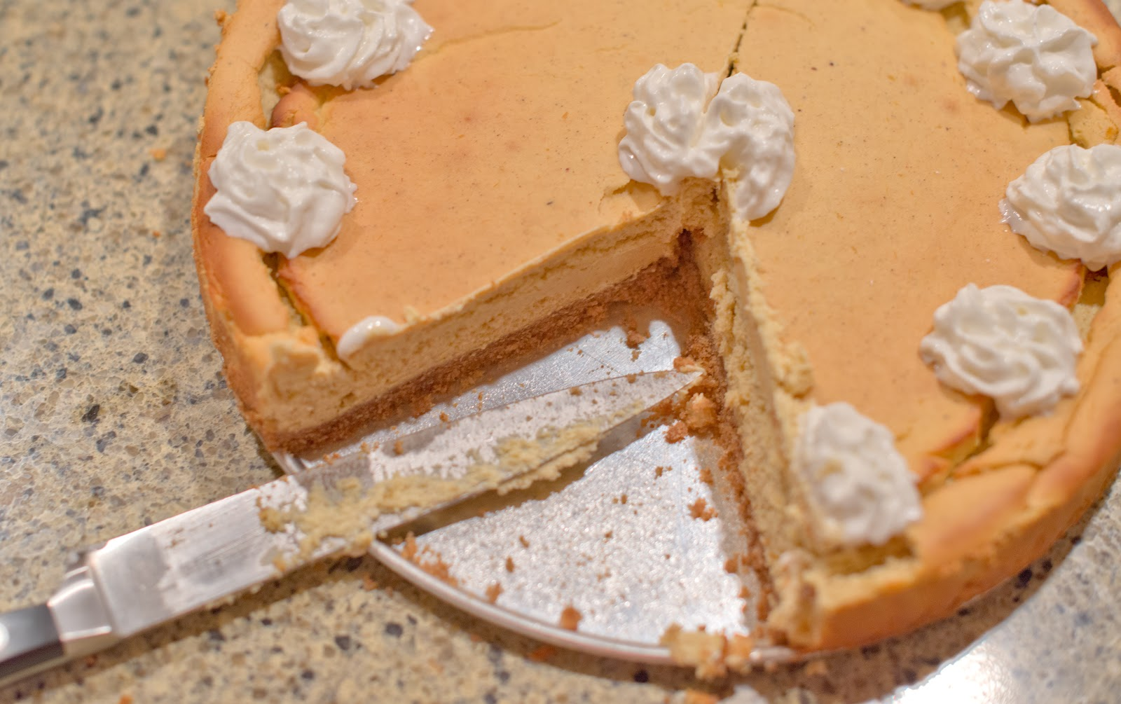 Skinny Cheesecake Factory Pumpkin Cheesecake Domestic Fashionista