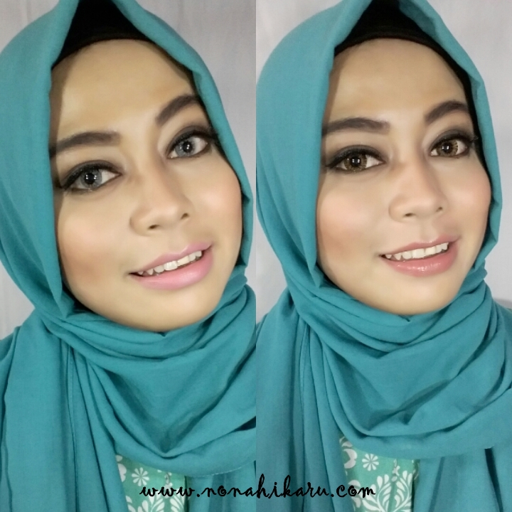 REVIEW SOFTLENS EXOTICON ICE GOLD DAN SILVER - Beauty   Travelling 868ad76422