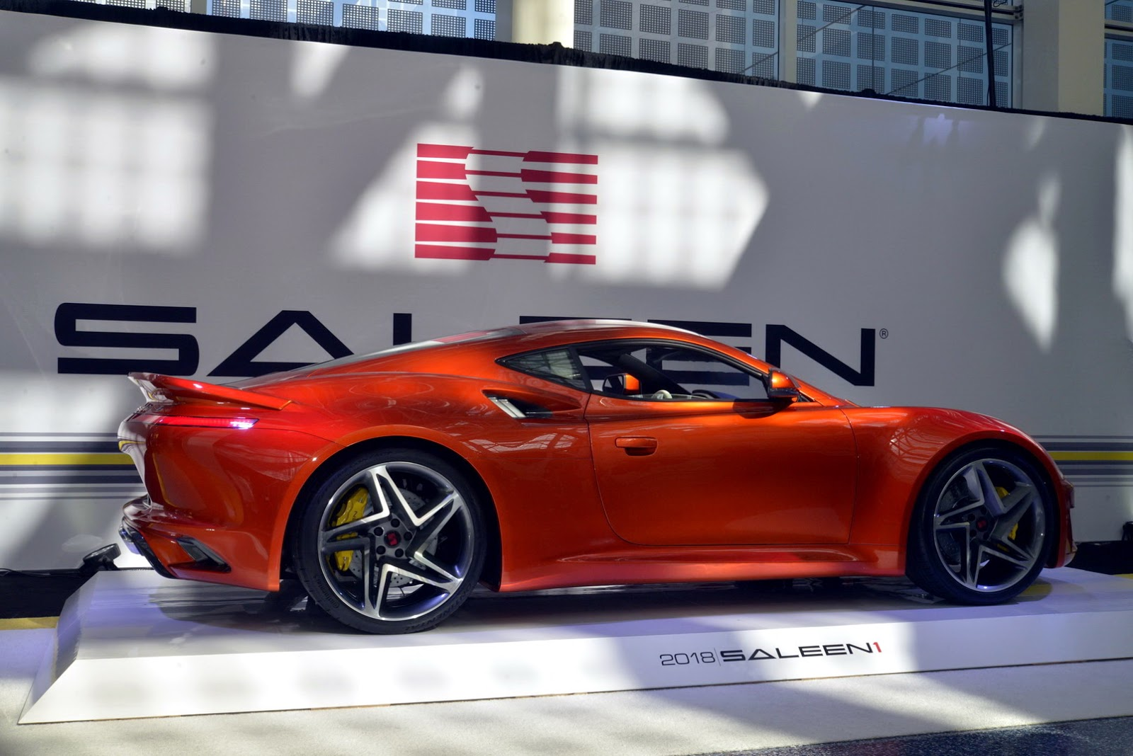 New Tesla Roadster >> 2018 Saleen S1 Offers 450HP From Four-Cylinders For ...