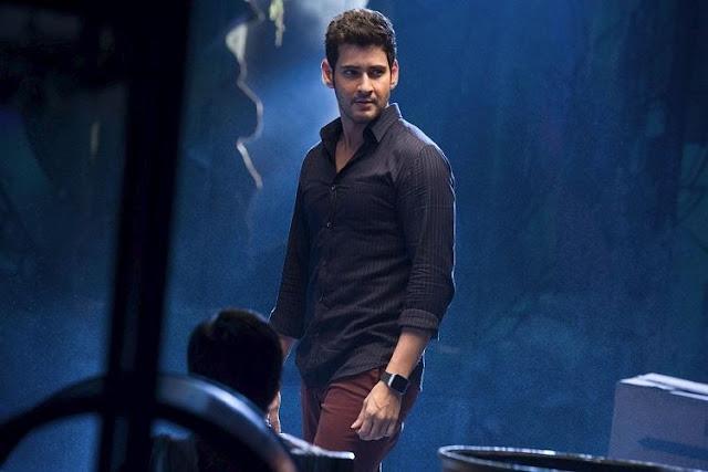 SPYDER Official Teaser - Mahesh Babu