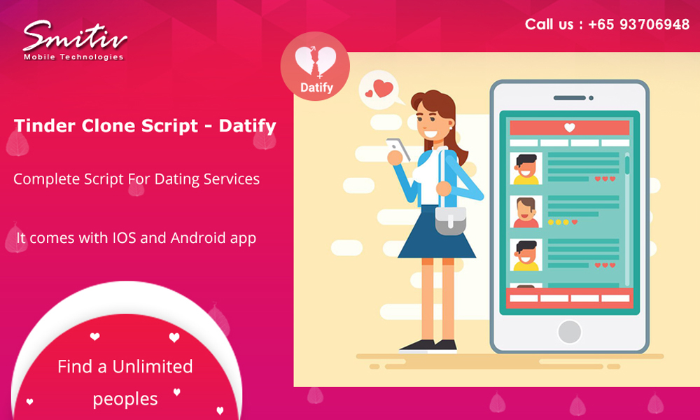 Which is the best dating app clone script website? - Quora