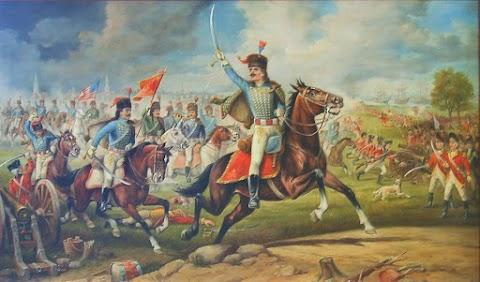 Kováts Mihály huszár ezredesre emlékeztek Karcagon