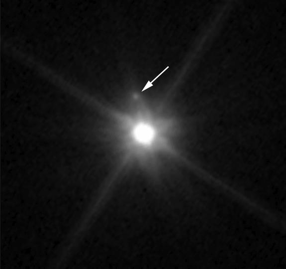 MK 2 - a lua do planeta anão Makemake
