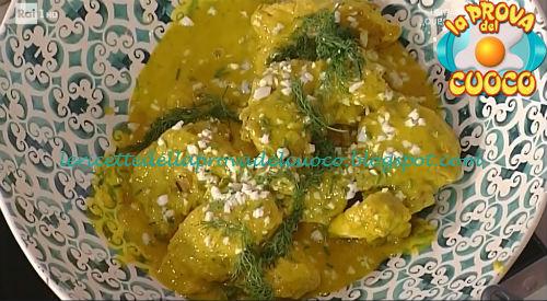 Pollo in pepitoria ricetta Povedilla da Prova del Cuoco