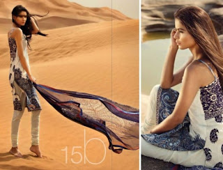 Sana Safinaz mid summer Lawn Collection 2013 for Women