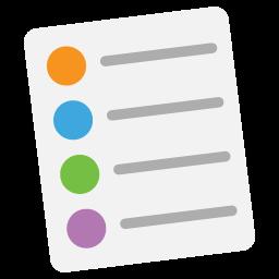 Mac Reminder Folder icon
