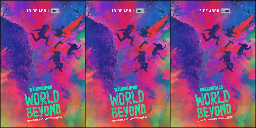 Confira fotos e vídeo exclusivos de The Walking Dead: World Beyond