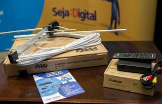 Seja Digital percorre bairros de Ourinhos para orientar e alertar população sobre o desligamento do sinal analógico de TV