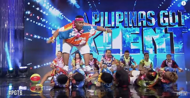 Cebu City's Pride: Type 1 Dance Company Stunned Everyone By Their Nerve-Wracking Backflip!