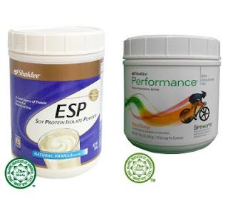 esp dan performance drink supplement terbaik untuk berpuasa