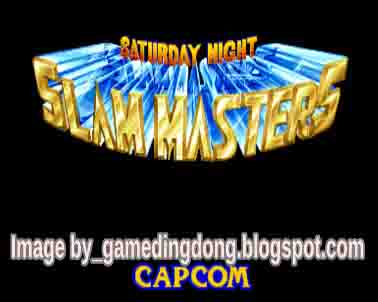 Saturday Nigh Slam Masters