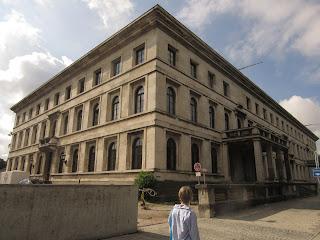Führerbau Universidade de Música de Munique, O que ver em Munique Alemanha