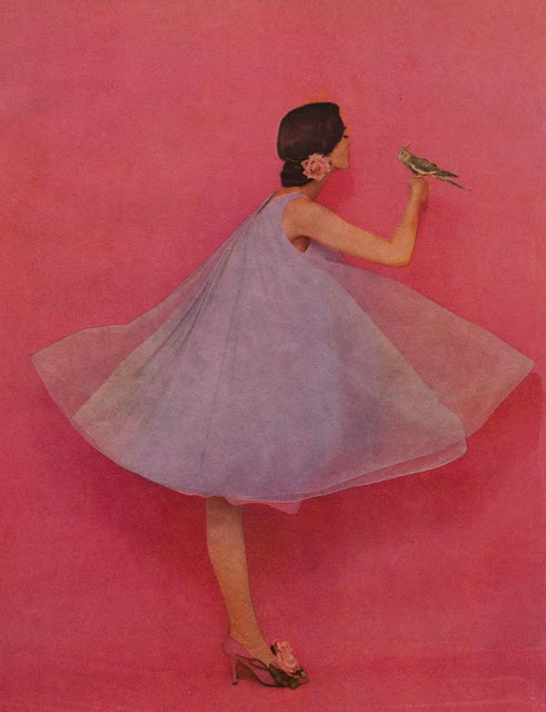 Beautiful Vanity Fair Clothing Advertisements From The 1950s And 1960s Vintage Everyday