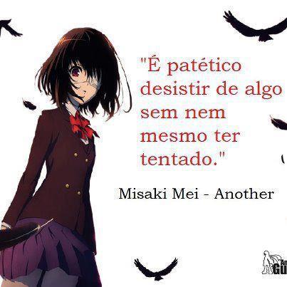 Essa Sou Eu Frases Animes