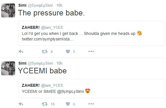 "I'm currently dating Ycee - Simi finally reveals her ""soldier"""