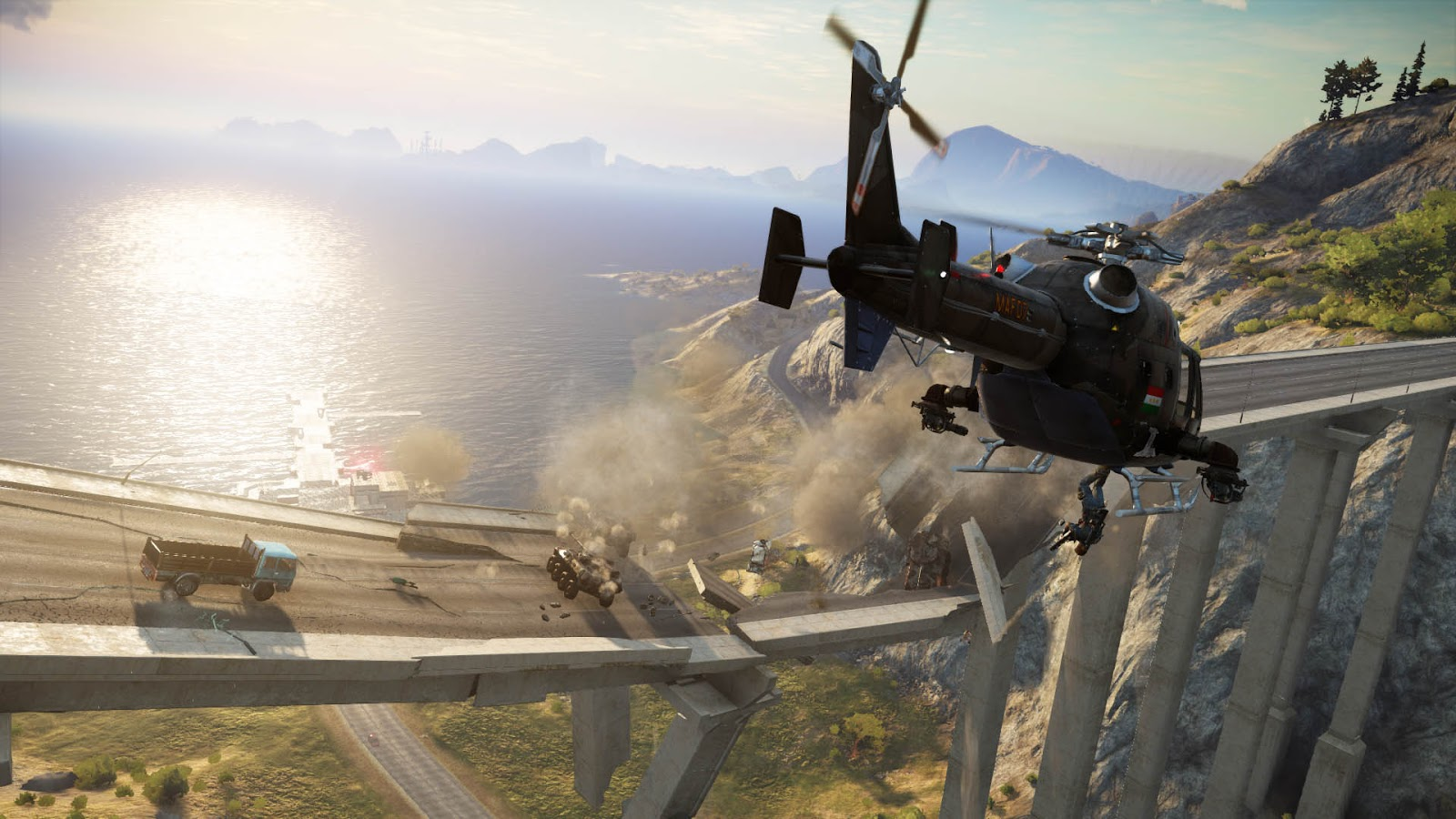Just Cause 3 ESPAÑOL PC Descargar Full (CPY) + REPACK 10 DVD5 (JPW) 5