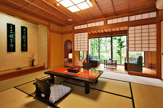 別府昭和園 Beppu Showaen 浮舟、光客房