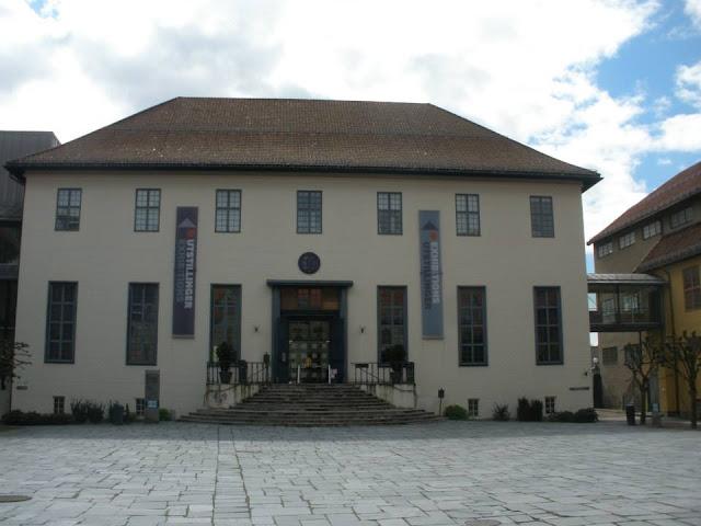 Museo Folklórico Noruego (Norsk Folkemuseum)
