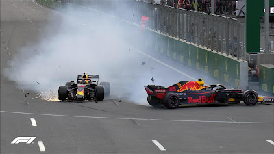2018 Formula 1 Azerbaijan GP