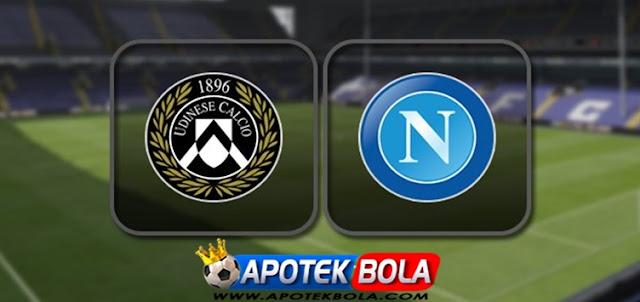 Prediksi Pertandingan Udinense vs Napoli 20 November 2016