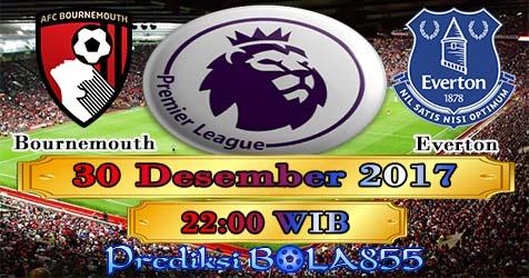 Prediksi Bola855 Bournemouth AFC vs Everton 30 Desember 2017