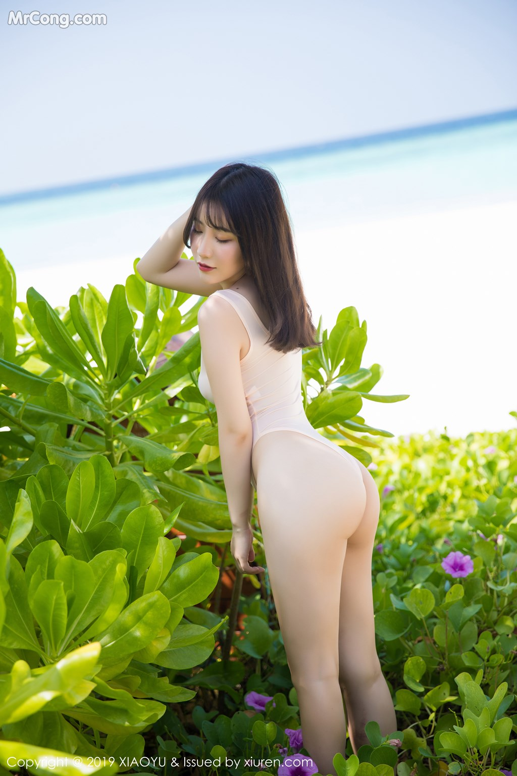 Image XiaoYu-Vol.155-Cherry-MrCong.com-018 in post XiaoYu Vol.155: 绯月樱-Cherry (67 ảnh)