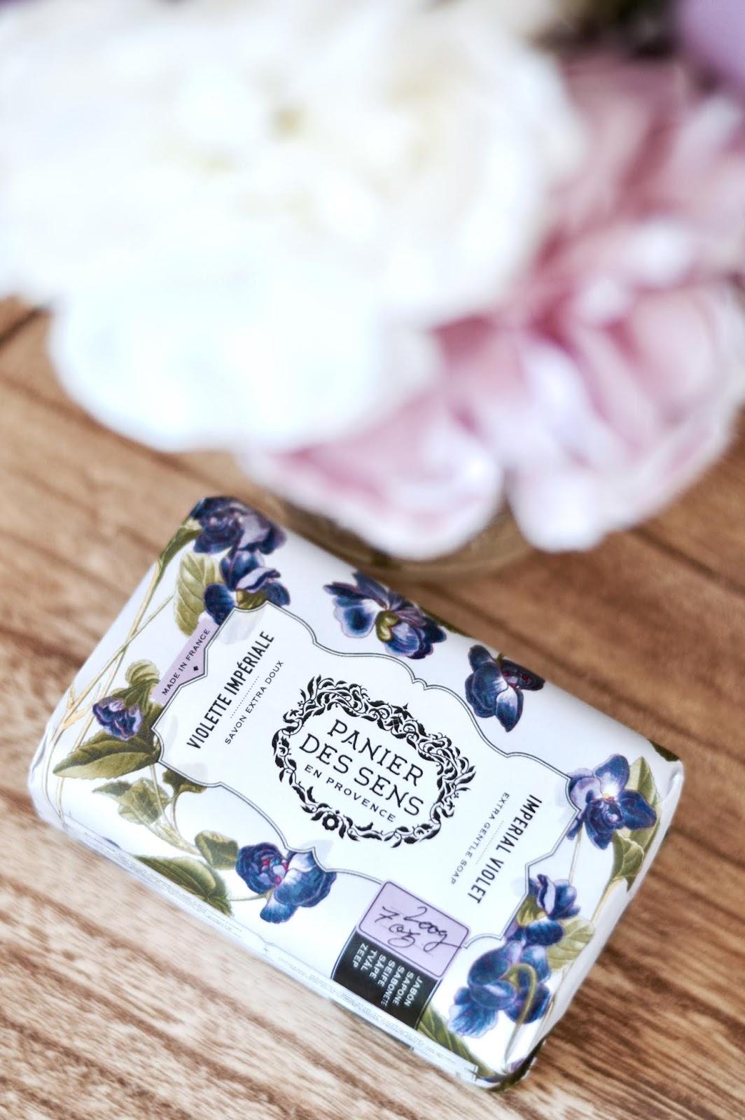 PANIER DES SENS : produit de beauté de Provence