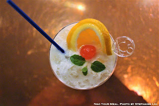 Piña Colada at The Teddy Roosevelt Lounge in DisneySea Japan
