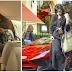 بالصور أحلام تصدم جمهورها بنشر صور طيارتها الخاصة وسيارتها الباهظة في باريس