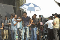 Ajay Devgn On the sets of  Jackson Movie stills