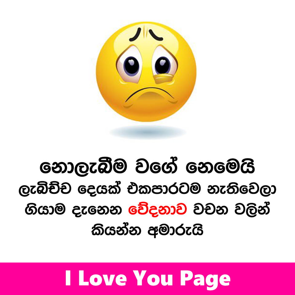 I Love You Quotes: I Love You Page Sinhala Photos Download: ගොඩාක් අදරේයි