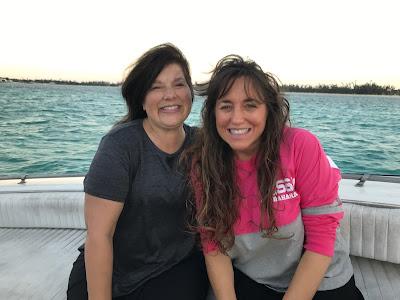 Kelly Bates and Michelle Duggar