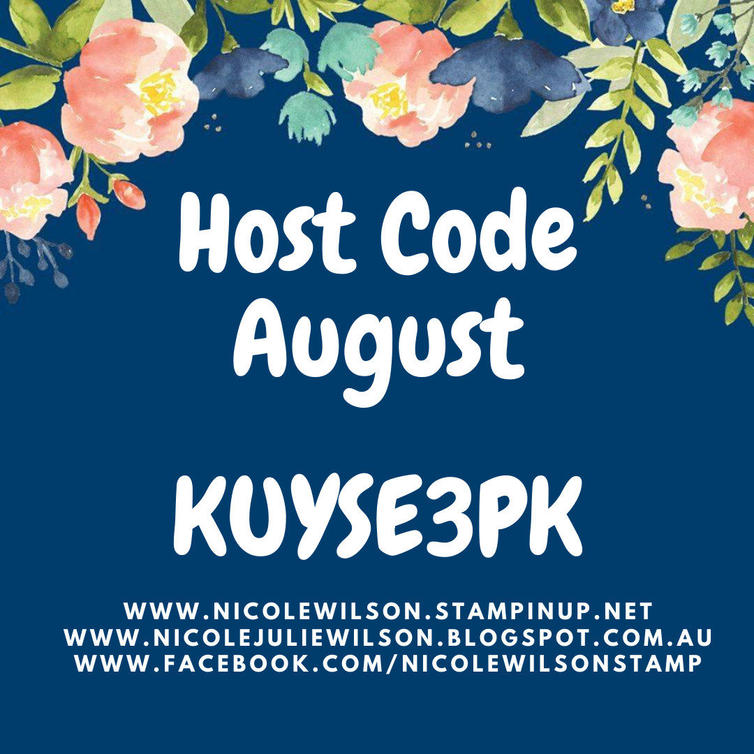 Host Code August 2020