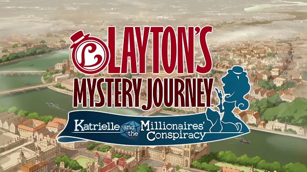 Laytons Mystery Journey APK MOD Android Game Download