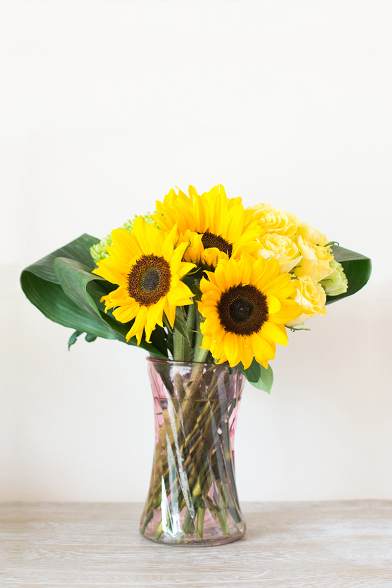 Brighten Your Day With One Simple Change prestige flowers bouquet