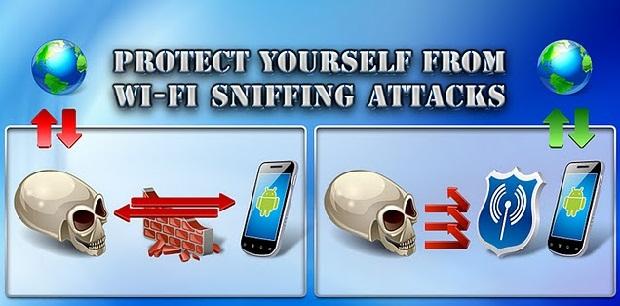 تطبيق WiFi protecter للحماية من الاختراق وهجمات تطبيق WIFIKILL للاندرويد