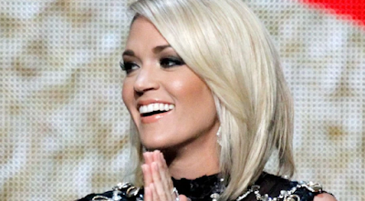 """Lirik Lagu Carrie Underwood - Spinning Bottles"""