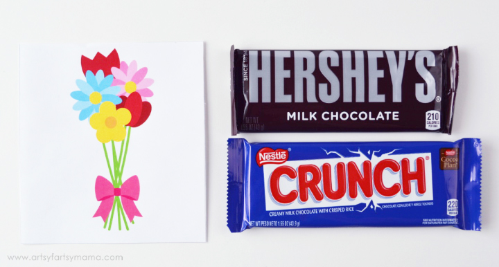 Free Printable Mother S Day Candy Bar Wrer With Questionnaire At Artsysymama