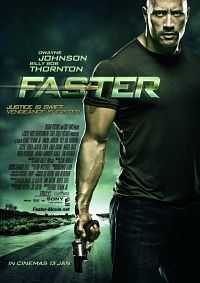 Faster (2010) Hindi - Tamil - Eng Full Movie 300mb Download BDRip 480p