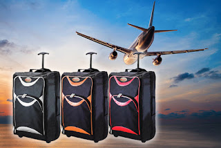 Special Deals £9.99 Hand Luggage Backpacks Bags Trolley Wheeled Cabin Baggage Ryanair Easyjet