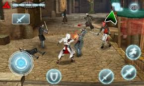 Downlaod Game Assassin's Creed Revelation For Android Terbaru 2016